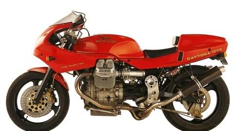 Moto Guzzi: le moto di serie che hanno fatto storia FOTO