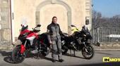 Video-Sfida: BMW R 1250 GS Vs Ducati Multistrada V4 S