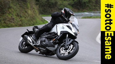 Test Honda NC750X DCT 2021: i voti del #SottoEsame