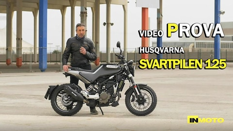 Video-prova Husqvarna Svartpilen 125