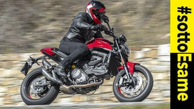 Test nuovo Ducati Monster 2021: i voti del #SottoEsame