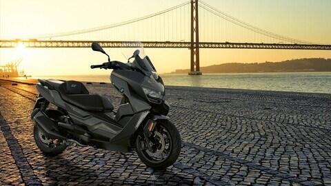 BMW C 400 X e GT 2021