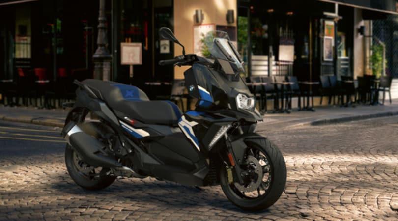 BMW C 400 X e GT, scooter rinnovato per il 2021