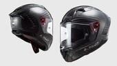 LS2 FF805 Thunder, nuovo casco racing omologato FIM