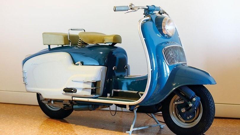Cruiser e Brio: quando Ducati decise di produrre scooter