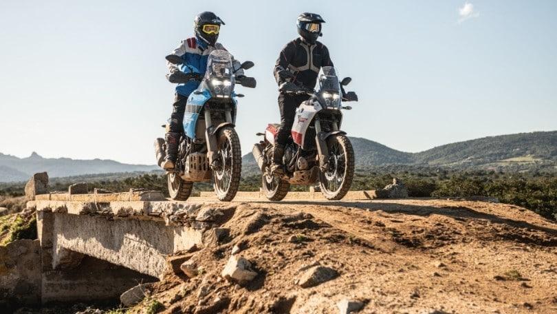 Yamaha e il paradiso per moto sull'isola di Culuccia