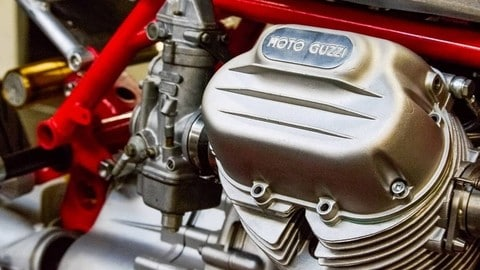 Moto Guzzi GCorse Classic 992 by Guareschi Moto