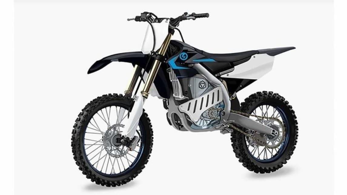Yamaha EMX, sempre più vicino il debutto della cross elettrica