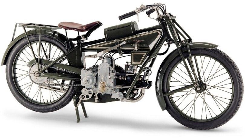 Moto Guzzi, ACI Storico celebra il centenario