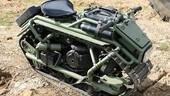 Hamyak, l'ATV russo pronto a tutto