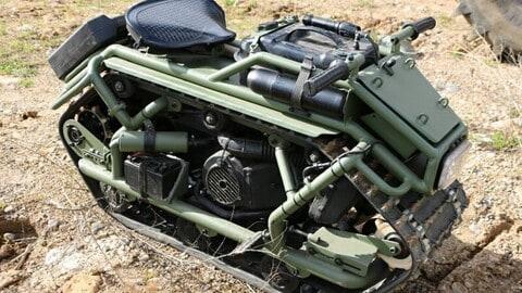 Hamyak, l'ATV russo pronto a tutto FOTO