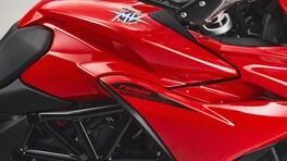 MV Agusta Turismo Veloce Rosso 2021 FOTO