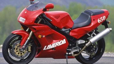 Rewind, Laverda 650 Sport: la moto del rilancio