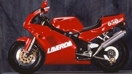 Laverda 650 Sport 1992 FOTO