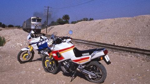 Rewind, Yamaha Super Ténéré 750 FOTO