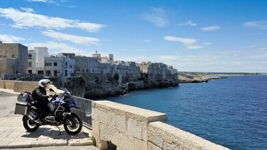 Turismo In Moto, da Bari al Gargano: meraviglie di Puglia