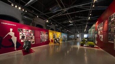 Vespa, una mostra al Museo Piaggio per il 75° anniversario