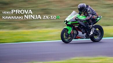 Video-prova Kawasaki Ninja ZX-10R 2021: classe mondiale!