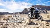 Prova Harley-Davidson Pan America: rivoluzione totale VIDEO