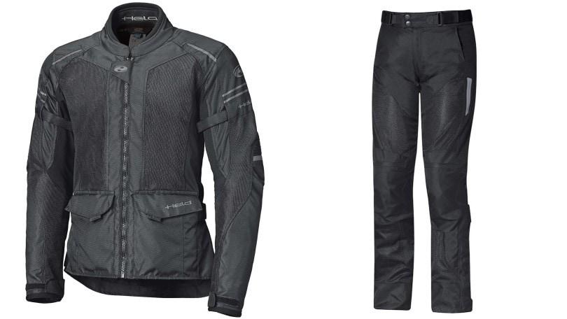 Held, voglia d'estate: giacca Jakata e pantalone Zeffiro 3.0