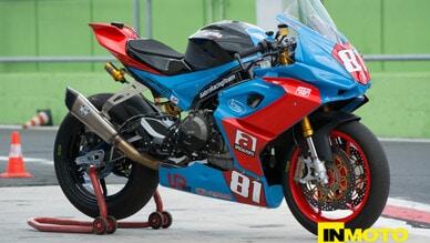 Aprilia RS660 by Gabro Racing: la racer che sogna Laguna Seca