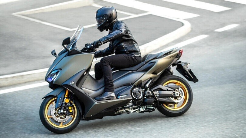 Yamaha TMAX, tre nuove versioni in arrivo?