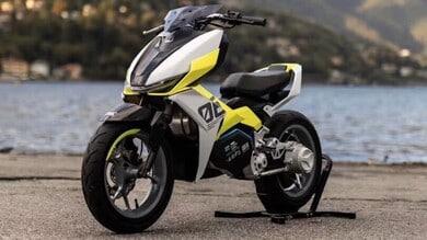 Felo FW06: scooter hi-tech che strizza l'occhio al Kymco F9