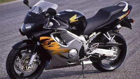 Rewind, Honda CBR 600 F '98 FOTO