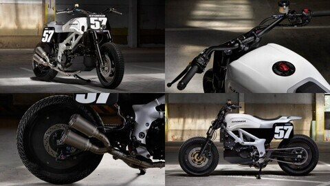 Suzuki SV650/S by Stoker Motorcycle