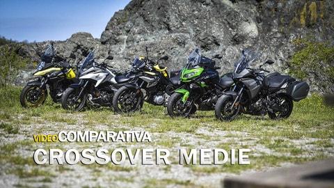 Comparativa crossover medie: versatilità e divertimento per tutti VIDEO