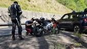 Trentino: da inizio giugno pioggia di sanzioni per i motociclisti
