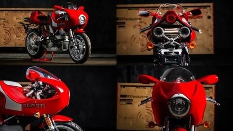 Ducati MH 900e: all'asta la N°1.915 di 2.000