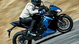 Suzuki GSX-S1000 T: arriva la nuova sport tourer