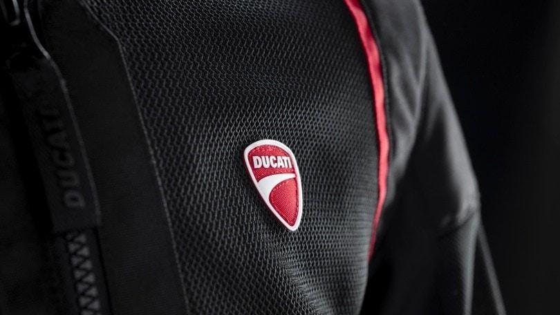 Ducati: estate on the road con la nuova linea di giacche ventilate