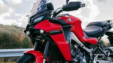 Tracer 9: la Crossover Yamaha protagonista del mercato di giugno