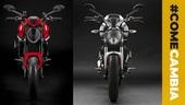 Come Cambia: Ducati Monster 2021