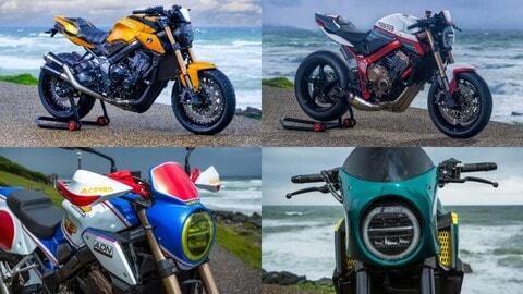 Honda CB650R Special: ecco le più belle secondo la Casa dell'Ala