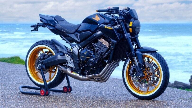 Honda: le 10 migliori CB650R Special celebrate dalla Casa dell'Ala