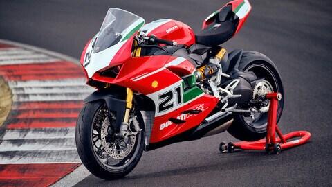 Ducati Panigale V2 Bayliss  FOTO