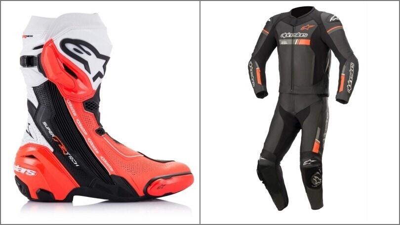 Alpinestars, nuovi prodotti racing per chi cerca le prestazioni