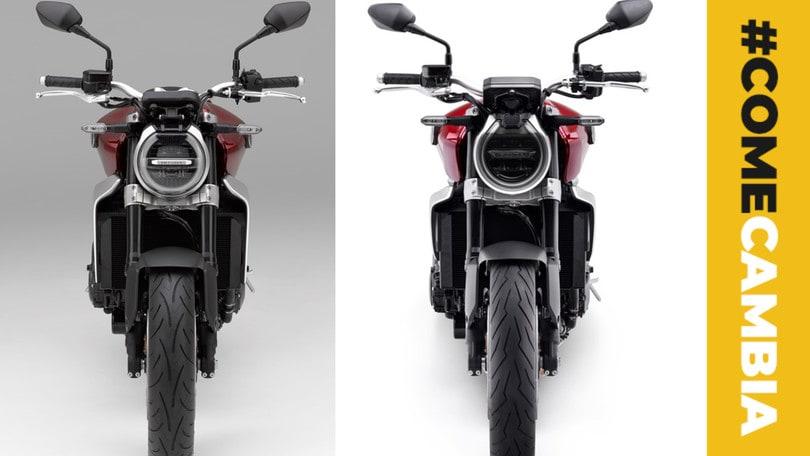 Come Cambia: Honda CB1000R 2021