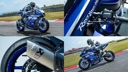 Kit gara GYTR per Yamaha R6 RACE