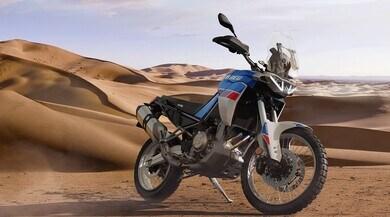 Aprilia chiude il cerchio 660: ecco la nuova Tuareg