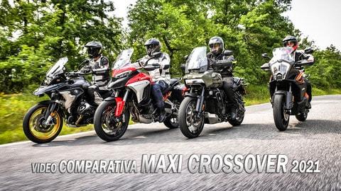 Video-comparativa: la sfida delle maxi crossover