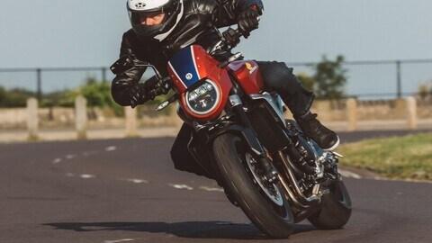 Honda CB1000R 5Four by Guy Willison FOTO