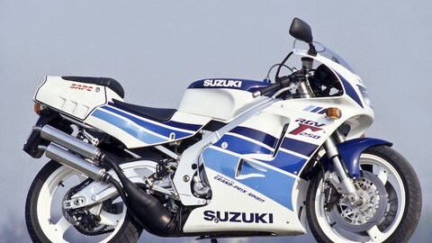 Suzuki RGV Gamma 250 '91 FOTO