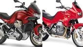 Moto Guzzi V100, il design divide: si poteva osare o va bene così?