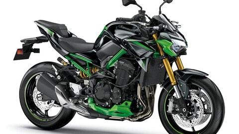 Kawasaki Z900 SE 2022 FOTO