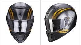 Scorpion Exo HX1: nuovo casco dal look