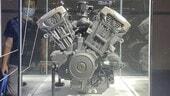 Benda, escalation motori dalla Cina: arriva un V4 da 152 CV